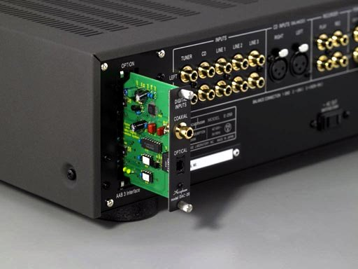 Эволюция преобразователей данных компании Analog Devices и звуковые ЦАП
