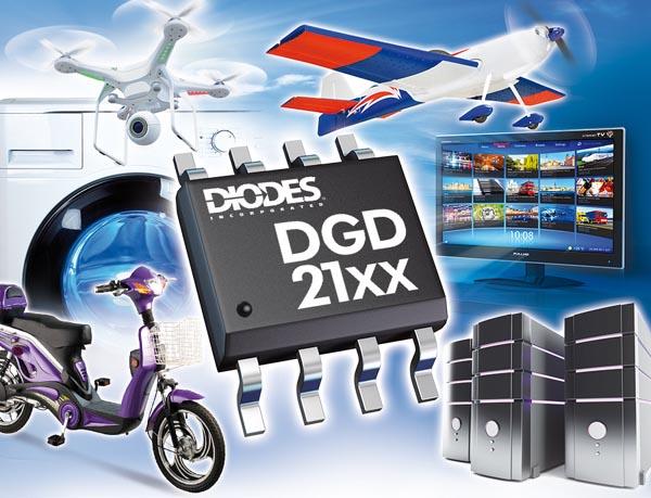 Diodes - DGD21xx series