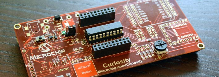 Review: Microchip Curiosity is a gorgeous new 8-bit dev board
