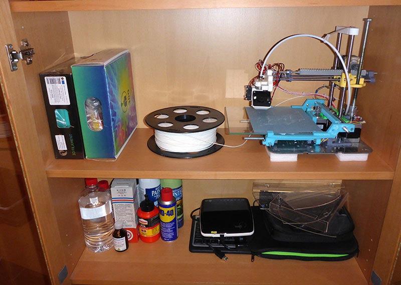 3D-принтер как домашний инструмент