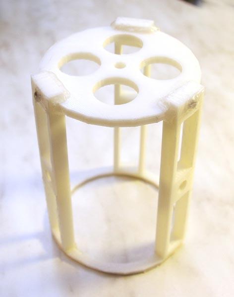 Печать пластиком ABS на холодном столе