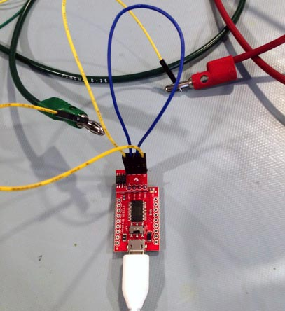 Isolated USB-to-UART converter builds in 20 minutes for $20