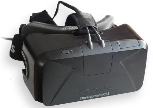 Oculus Rift Teardown