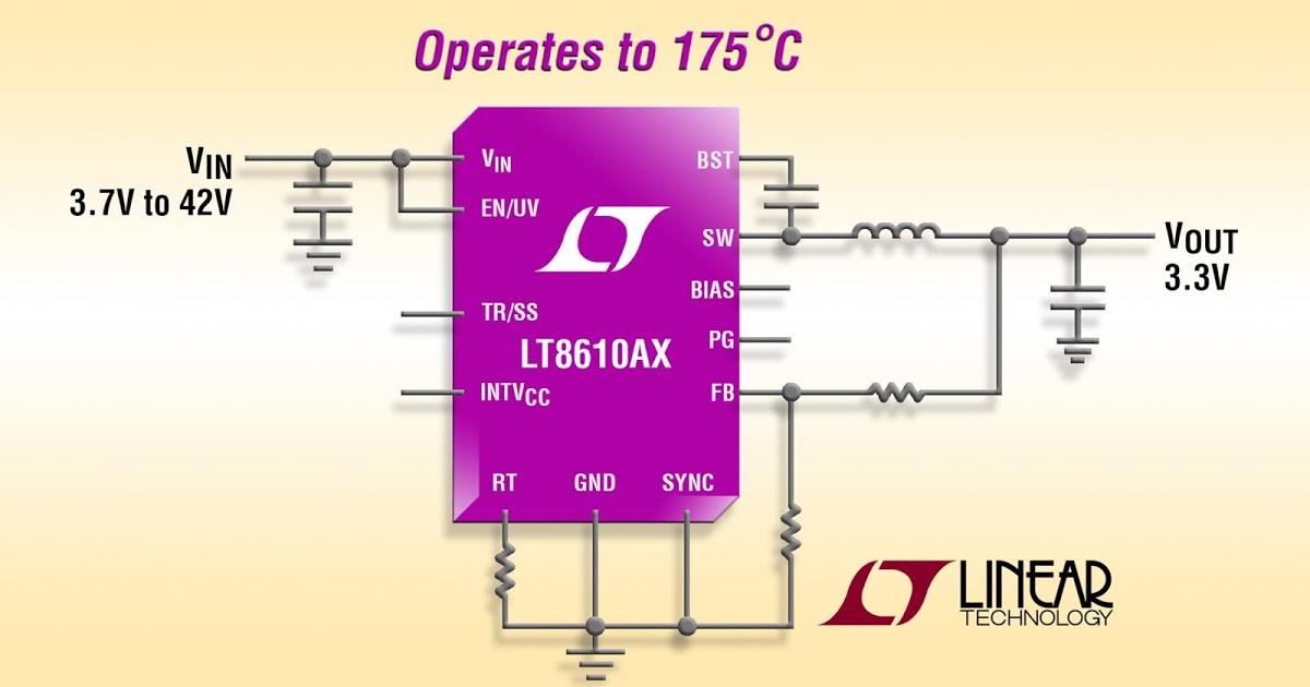 Linear Technology - LT8610AX
