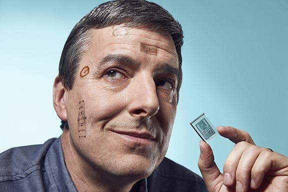 A Temporary Tattoo That Senses Through Your Skin. Part 1