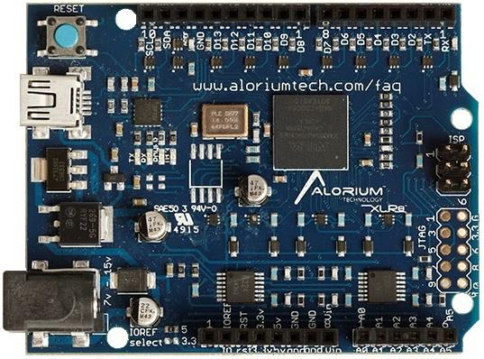 Alorium Technology FPGA dev board Arduino