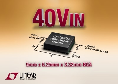 Linear Technology - LTM8053
