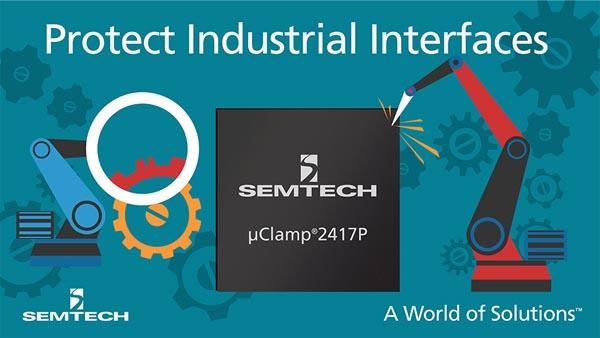 Semtech - ΜClamp2417P