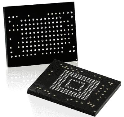 Микросхемы SH8M eMMC повышенной надежности