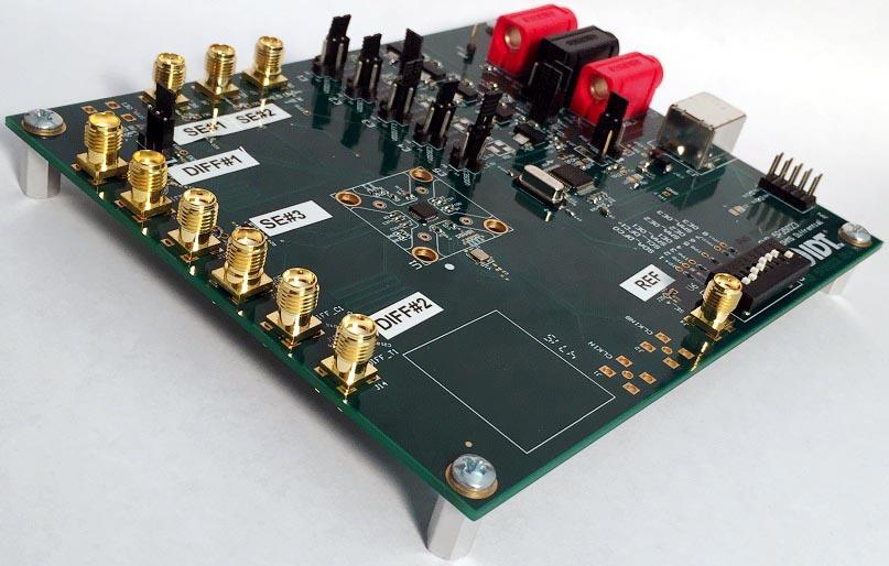 EVK5P35023 Evaluation Board for 5P35023 VersaClock 3S