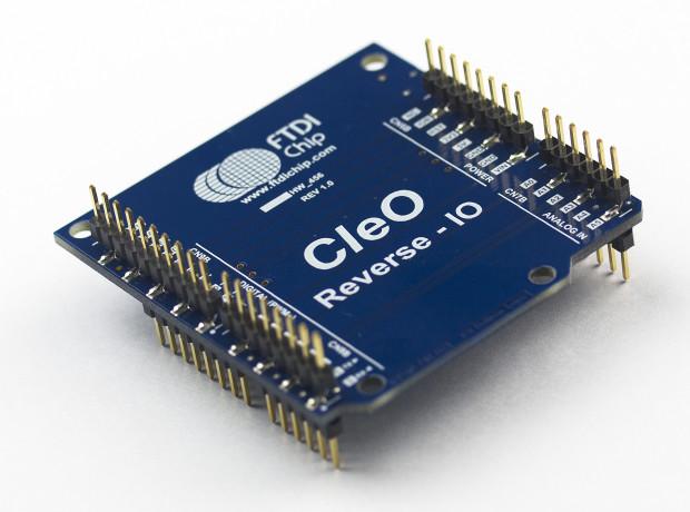 CleO Reverse I/O (RIO) Adapter