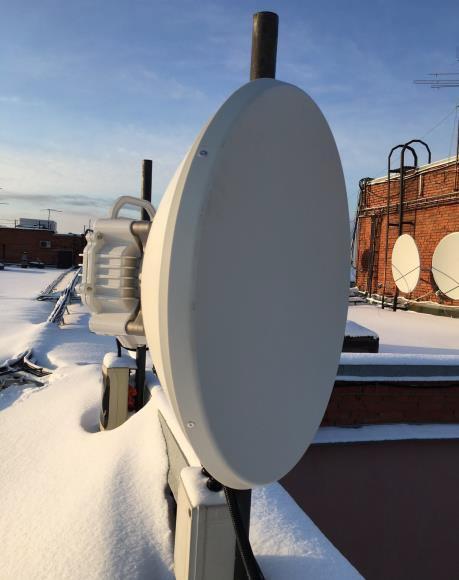 Российские разработчики разогнали беспроводной Интернет до 10 Гбит/с