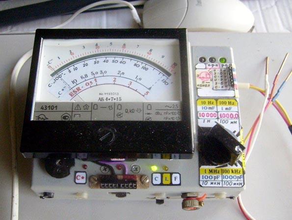 Тестер своими руками для проверки модуля зажигания