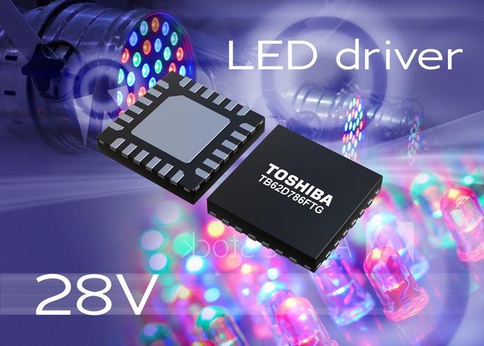 Toshiba Electronics Europe - TB62D786FTG