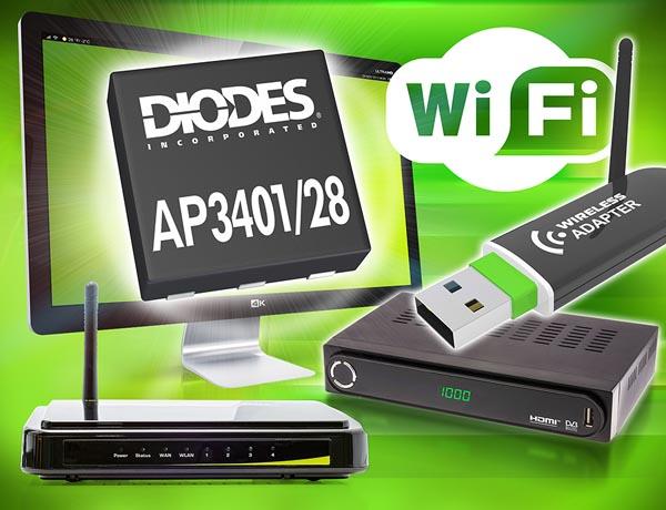 Diodes - AP3401, AP3428