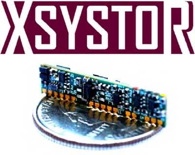 �������� ���� � GaN-������������ �� Xsystor