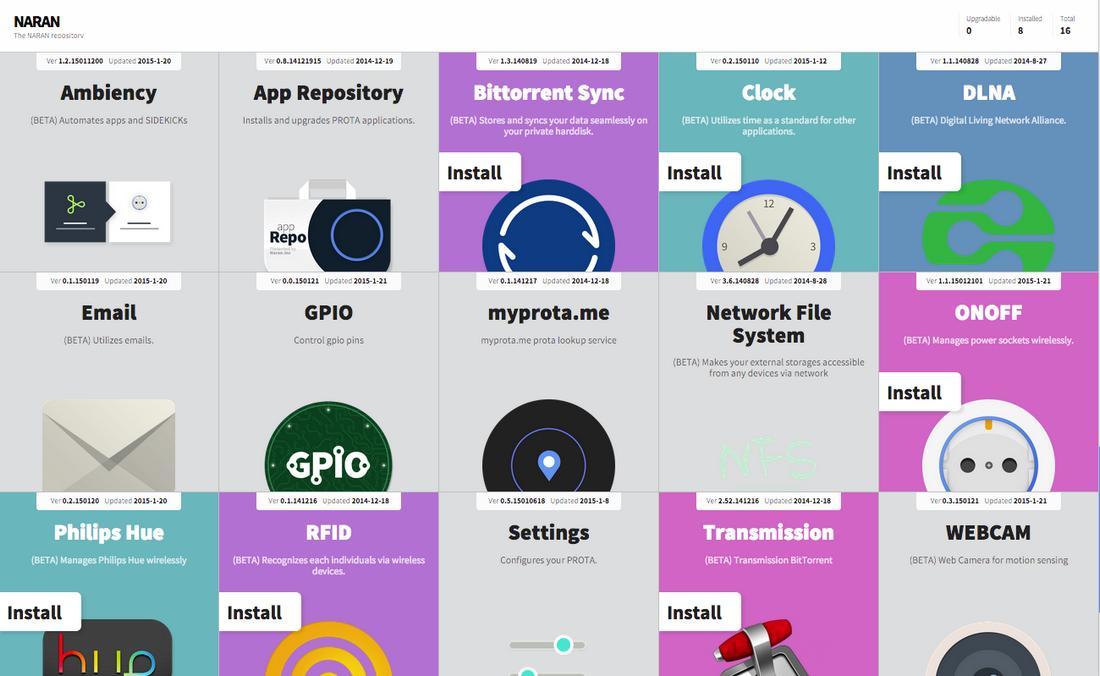 Новый класс ОС для Raspberry Pi - создание устройств Интернета вещей