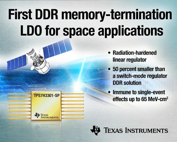 Texas Instruments - TPS7H3301-SP