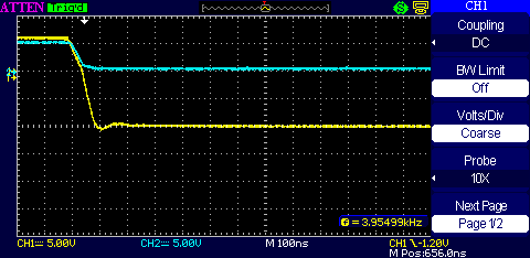Easily measure diode capacitance and reverse recovery