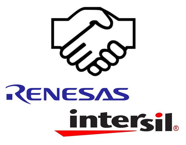 Renesas agrees to pay $3.2 billion for Intersil