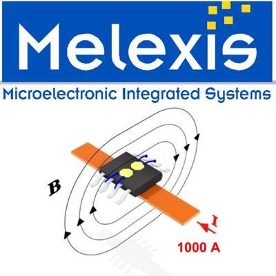 Датчики тока с технологией IMC-Hall от Melexis