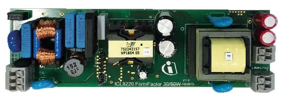 XDPL8220 230 V, 50 W board