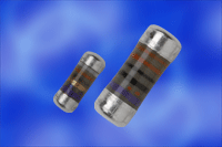 Vishay Intertechnology's Professional Thin Film MELF Resistors Provide High Stability and Reliability for Precise Current Measurement in Lighting, Industrial, and Automotive Applications
