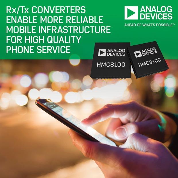 Analog Devices - HMC8100, HMC8200