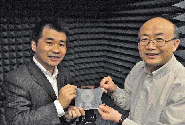 Engineers Develop Flexible Skin That Traps Radar Waves, Cloaks Objects