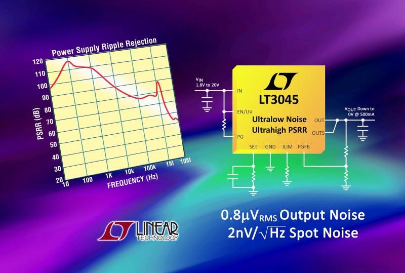 Linear Technology - LT3045
