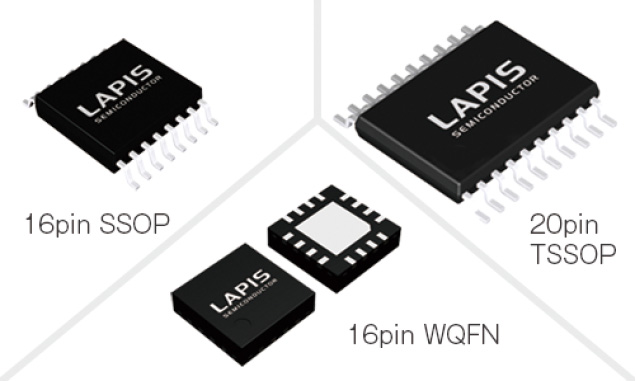 LAPIS Semiconductor - ML620130