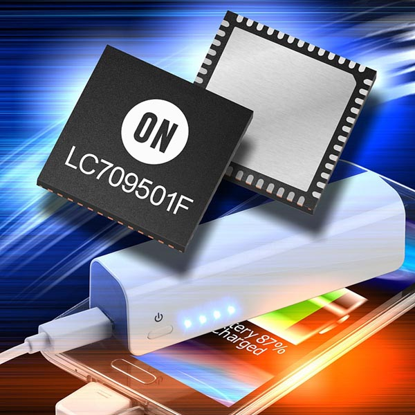 ON Semiconductor - LC709501F