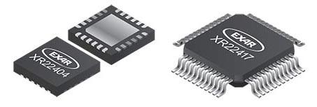 Exar - XR22404, XR22417