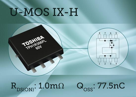 Toshiba - TPH1R306PL