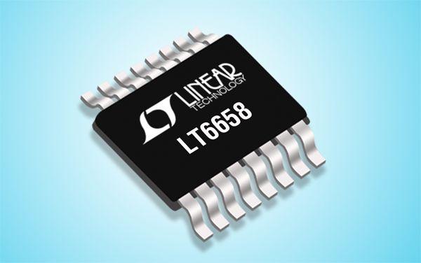 Linear Technology - LT6658