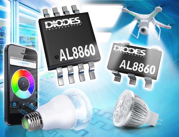 Diodes - AL8860