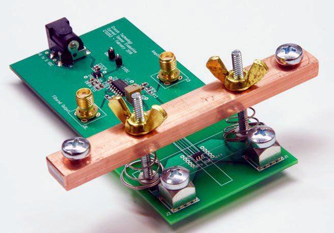 CTD203 Current Sensing Demo Board