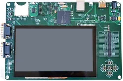 OSD3358 Development Board от GHI Electronics
