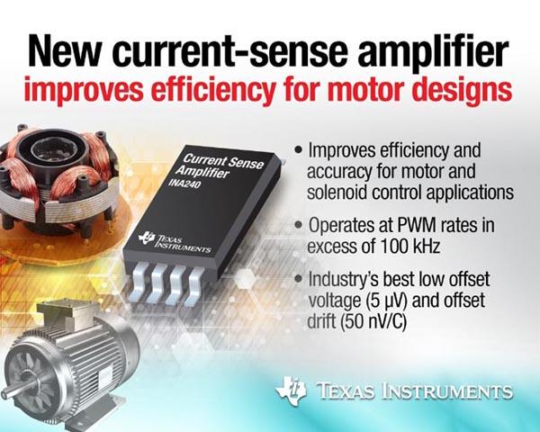 Texas Instruments - INA240