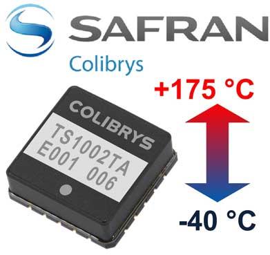 Семейство высокотемпературных акселерометров серии TS1000T от компании Colibrys