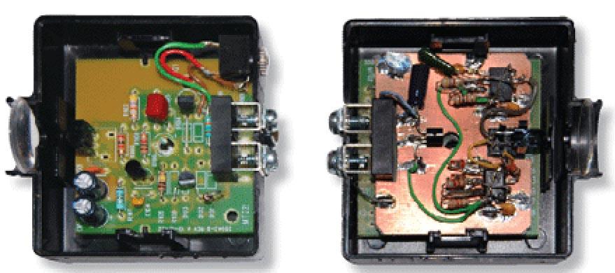 Garage Door Opener Parts Form IR Intrusion Detector
