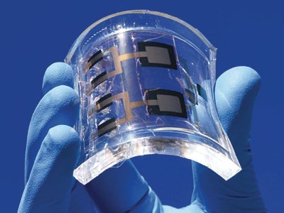 Chemoelectronics: Nanoparticle Diodes and Devices That Work When Wet