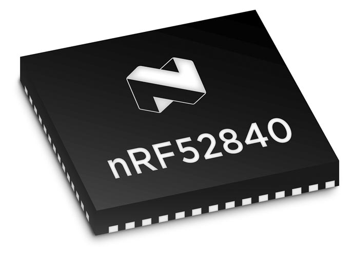 Bluetooth 5 ready SoC from Nordic redefines scope for smart home, IoT, and wearables by delivering 4x range, 2x bandwidth, and best-in-class security