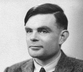 Alan Turing, computer science pioneer, is born, June 23, 1912