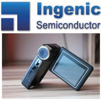 Ingenic T10 - видеопроцессор для видеокамер с разрешением до 1280x1024