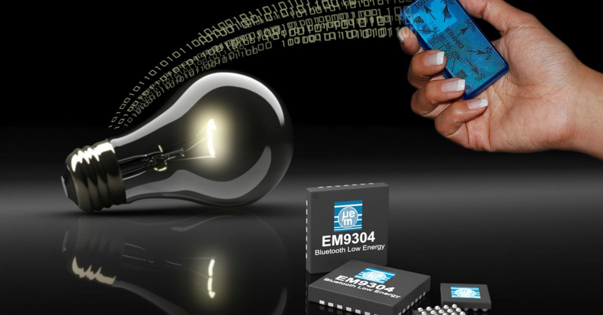 EM9304 brings Bluetooth 4.2 with high-performance and tiny chip