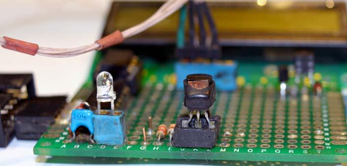 Термостатирование элементов микроконтроллерных устройств
