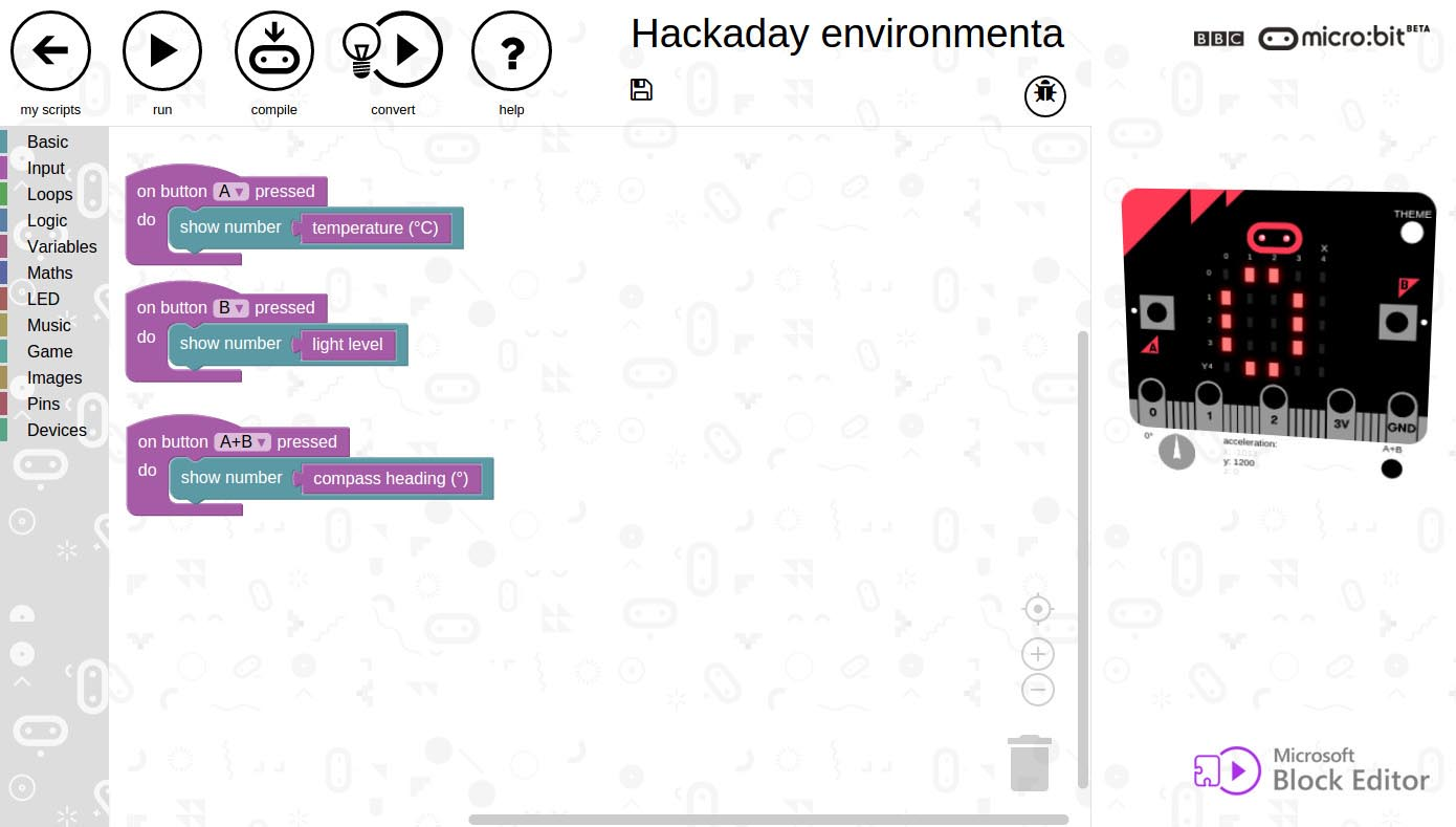 Hands-on with the BBC micro:bit