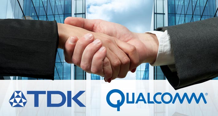 Qualcomm and TDK Announce Launch of Joint Venture