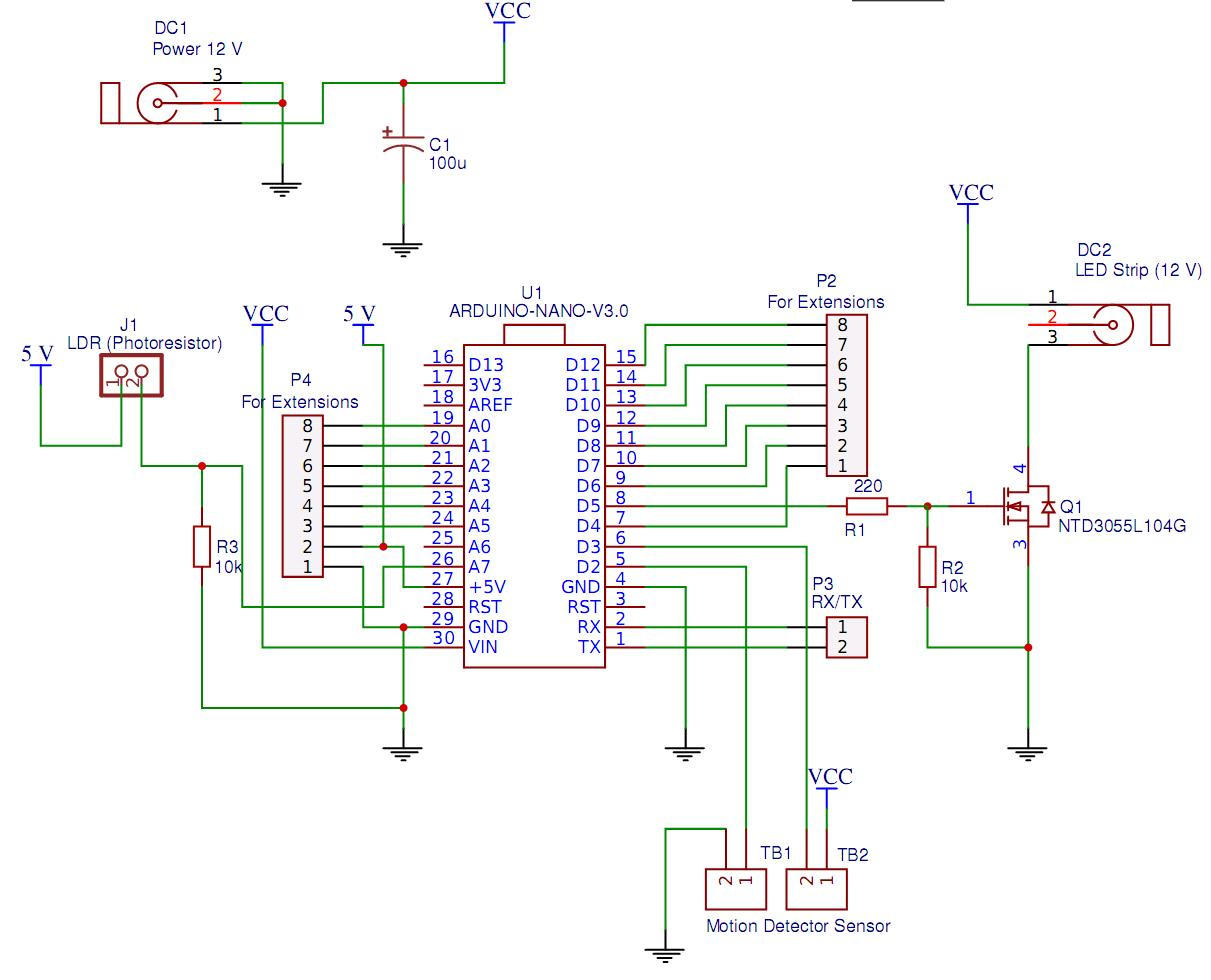 Switches Also Flasher Relay Wiring Diagram Besides Arduino Ir Sensor
